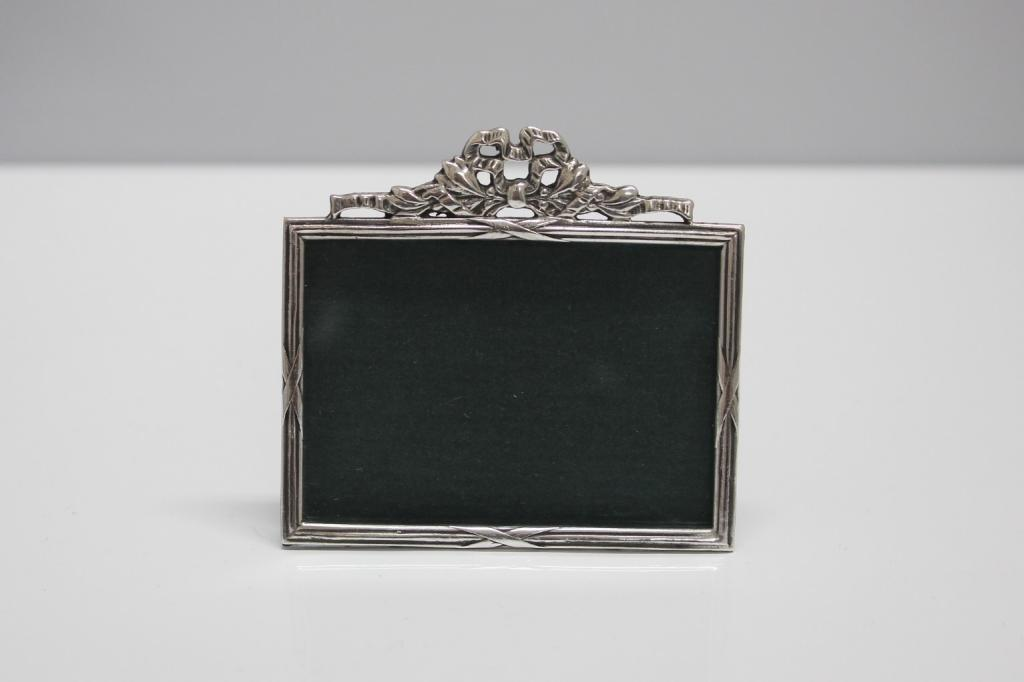 zilveren fotolijst 29659