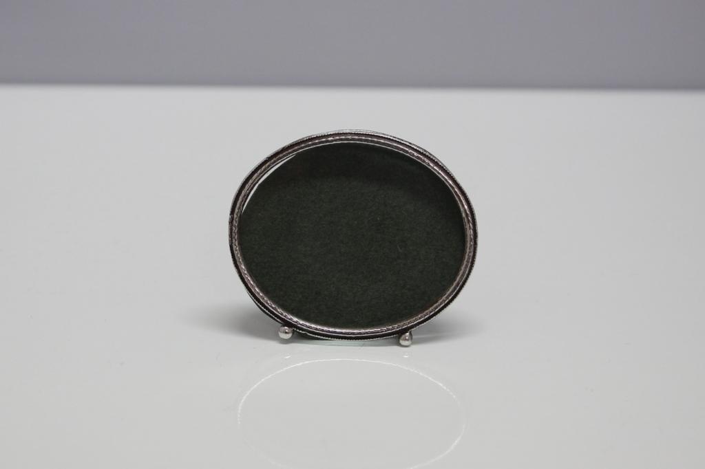 zilveren fotolijst 29668