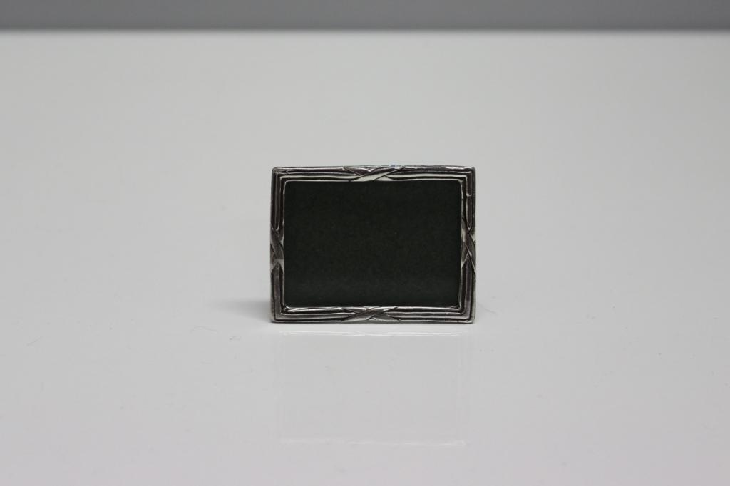 zilveren fotolijst 29670