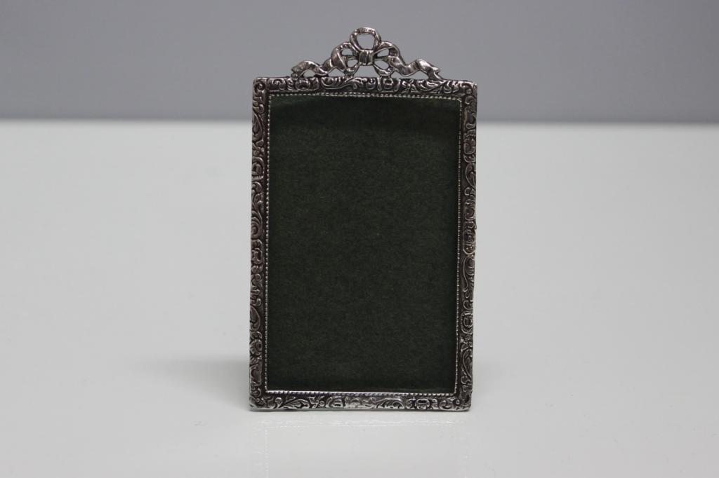 zilveren fotolijst 29661