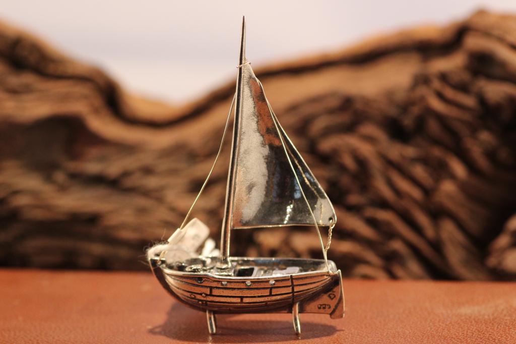 zeilboot met mast foto 1