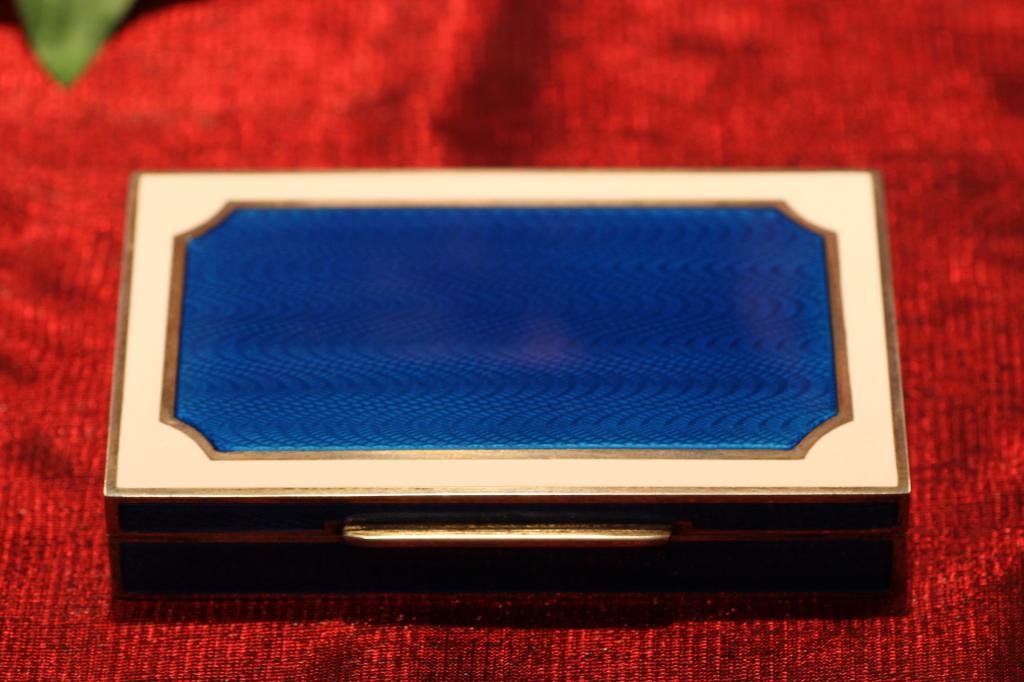 Cartier zilveren doos 1