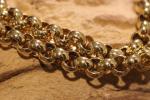 Jasseron collier glad 45 cm 1